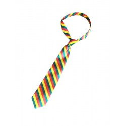 Trispalvis kaklaraištis